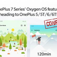 Funciones del OnePlus 7 Pro que llegarán a los demás