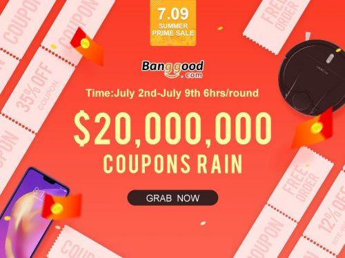 Banggood Sumer Prime Sale