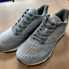 Análisis de zapatillas Amazfit con suela de Goodyear