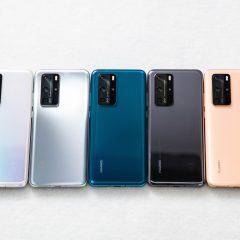 Huawei P40 Pro+, P40 Pro y P40, ¡vaya maquinones!