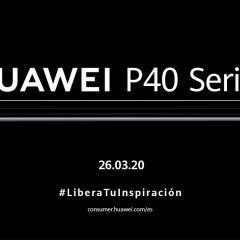 ¡Sigue la presentación online de la serie Huawei P40 en directo!