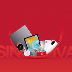"""Descuentazos en Huawei por sus """"Días sin IVA"""""""