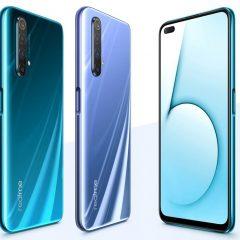 realme X50 5G, anunciado para España