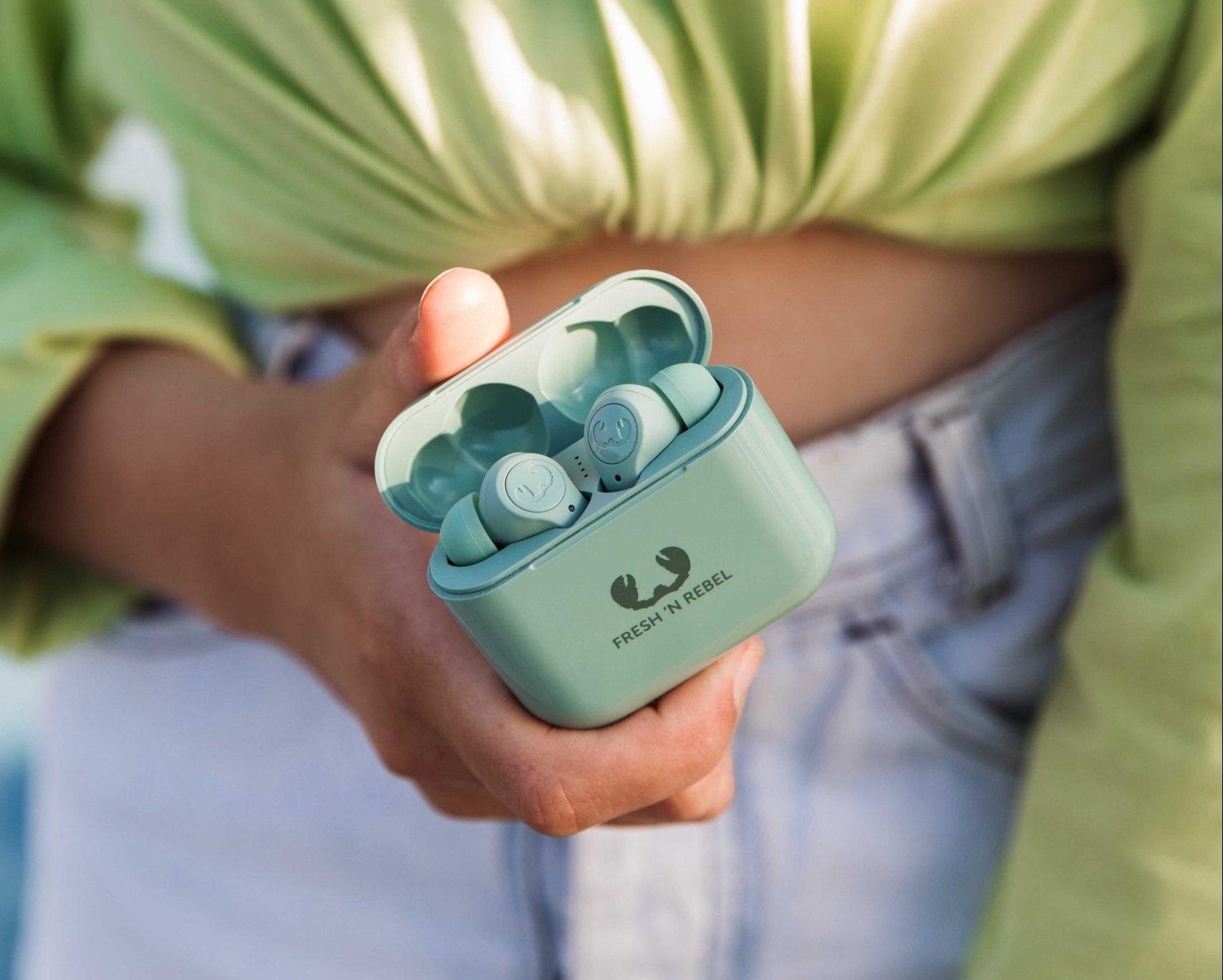Fresh 'n Rebel anuncia sus primeros auriculares True Wireless TWINS ya a la venta en FNAC