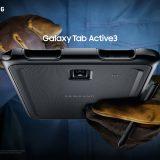 Samsung Galaxy Tab Active3, una tablet ultrarresistente
