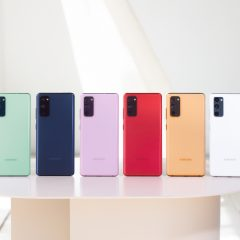 Samsung Galaxy S20 FE ya disponible en España