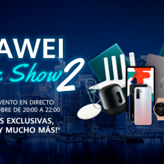 HUAWEI Late Show, una noche especial la de hoy
