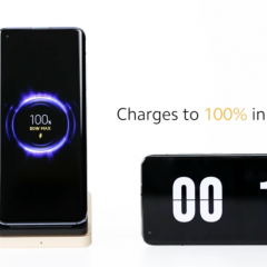 80W Mi Wireless Charging Technology, carga inalámbrica de Xiaomi