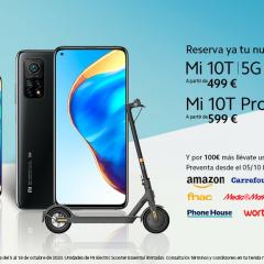 Xiaomi Mi 10T y otros productos Xiaomi en oferta, ¡entra y entérate!
