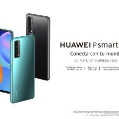 ¡Huawei P Smart 2021 presentado!