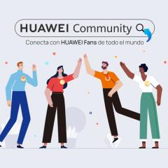 HUAWEI Community cumple su primer año