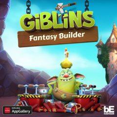 Giblins Fantasy Builder primero en la AppGallery de Huawei
