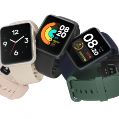 Xiaomi Mi Watch Lite lanzado en España