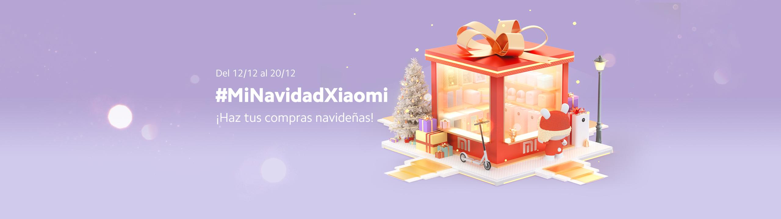 Xiaomi nuevas promociones para celebrar los Reyes #MiNavidad