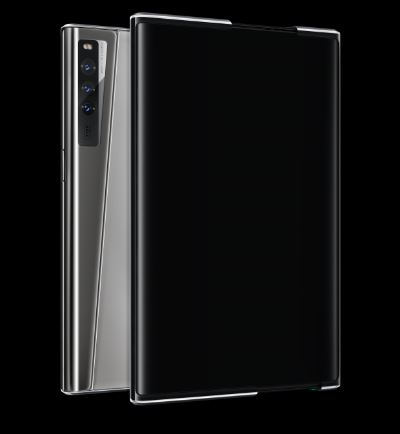 OPPO X 2021, el smartphone enrollable de OPPO