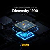 Dimensity 1200 tendrá como una de las primeras marcas a realme