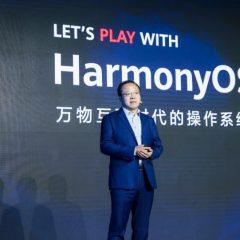 HarmonyOS 2.0 empieza a andar con su beta