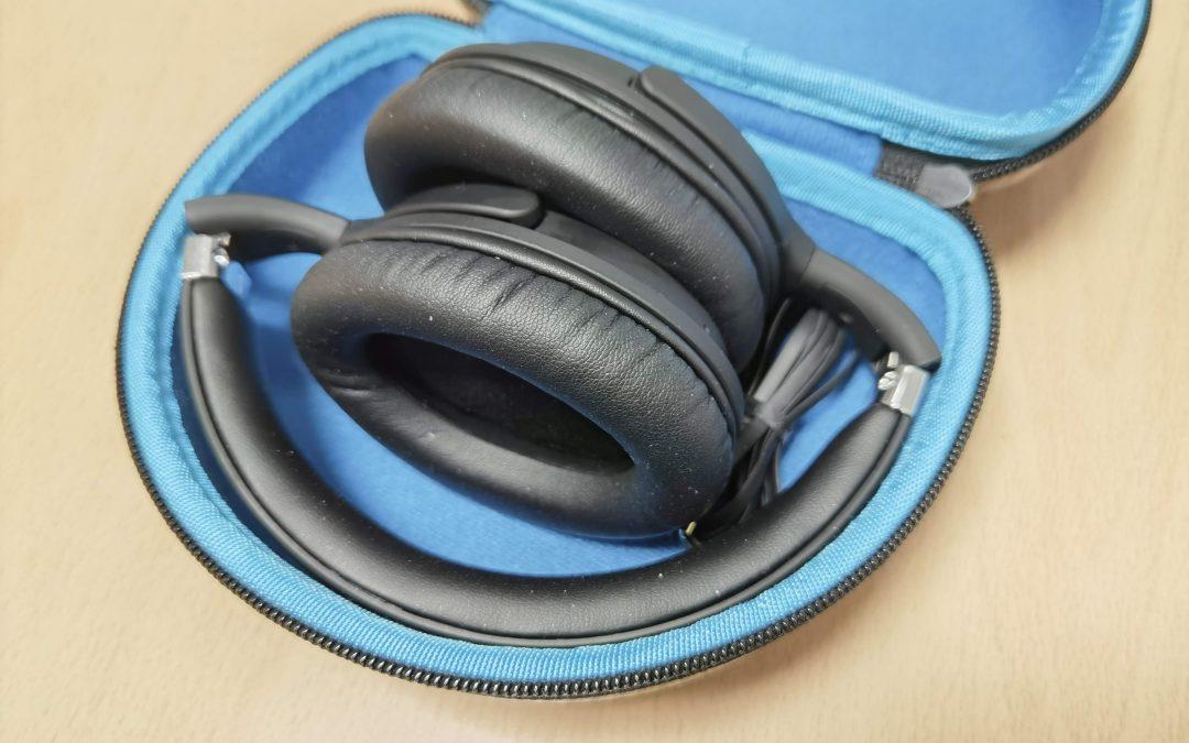 Análisis de Headphones BT Travel 7 ANC de Energy Sistem