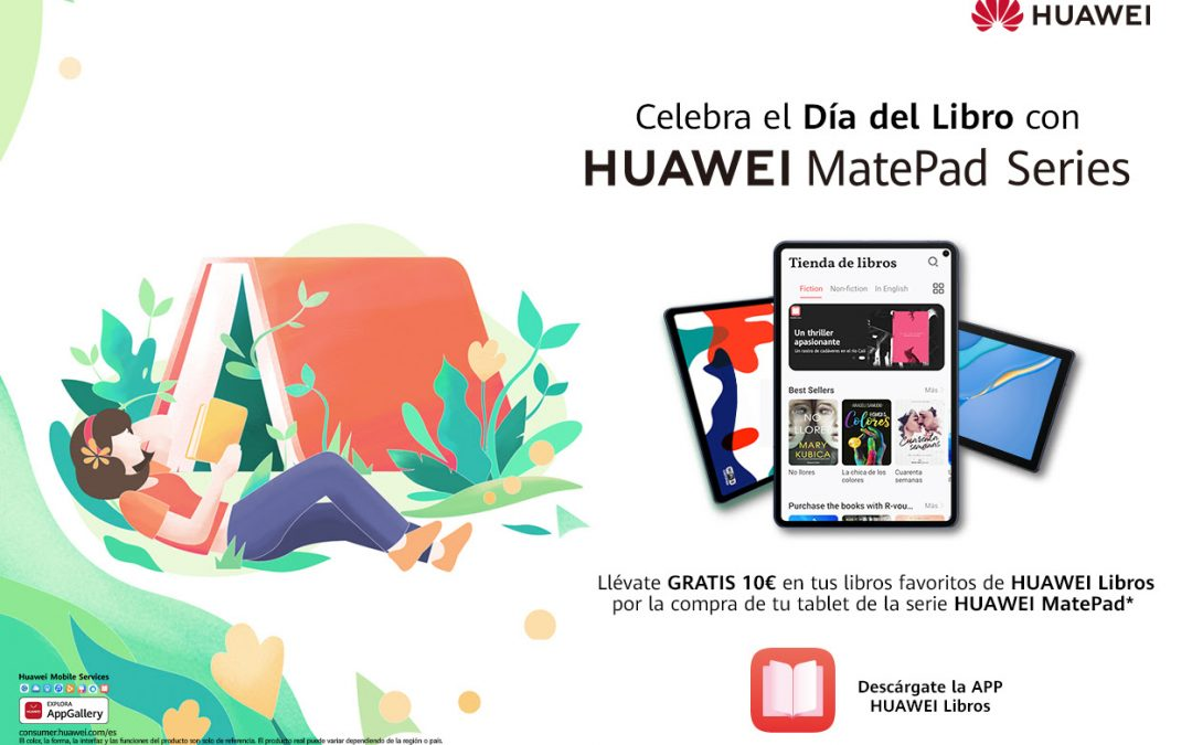 Huawei Libros